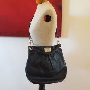 Beautiful black marc by marc Jacob's hobo bag